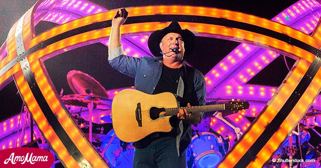 Country rock singer, the renowned Garth Brooks, celebrates his 57th birthday