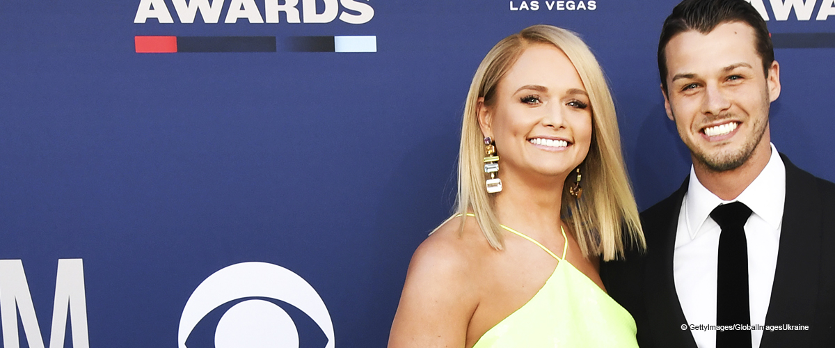 Miranda Lambert Makes First Ever Public Outing with New Husband and Dazzles in a Sexy Neon Gown