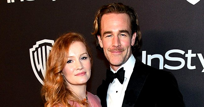 James Van Der Beek Reveals His Family Has Officially Entered Christmas Pajamas-Wearing Phase of the Quarantine