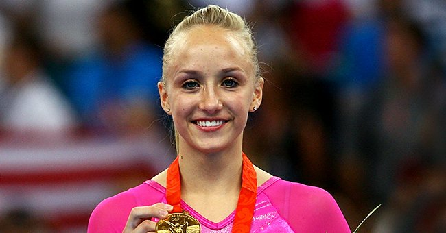 See Olympic Gymnast Nastia Liukin Flaunting Her Tiny Waist in a Hot White Dress