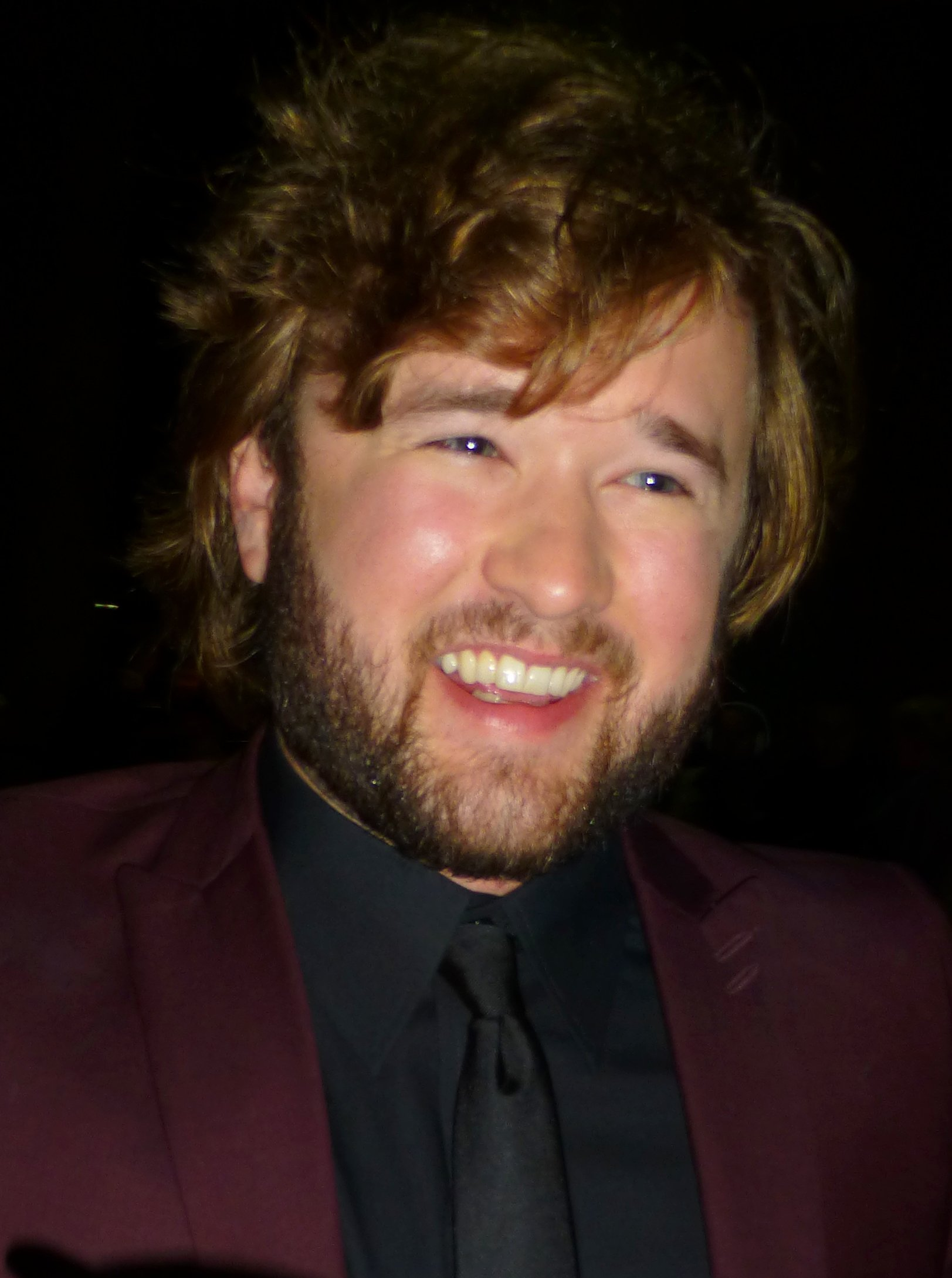 Haley Joel Osment at the premiere of Tusk, 2014 Toronto Film Festival | Getty Images