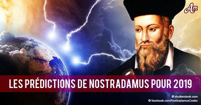 Voici ce que Nostradamus a prédit pour l'année 2019 et c'est inquiétant