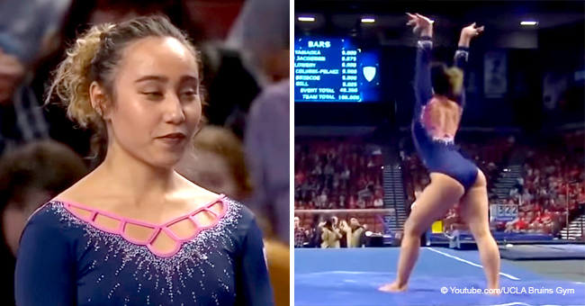 Viral College Gymnast Lands Another Perfect 10 with Incredible Floor Routine