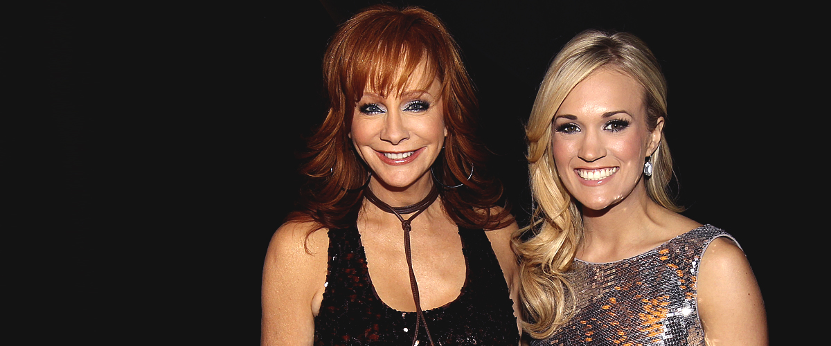 Carrie Underwood Points to Reba McEntire as a Legend Who 'Shows the Rest of Us How It Should Be Done'