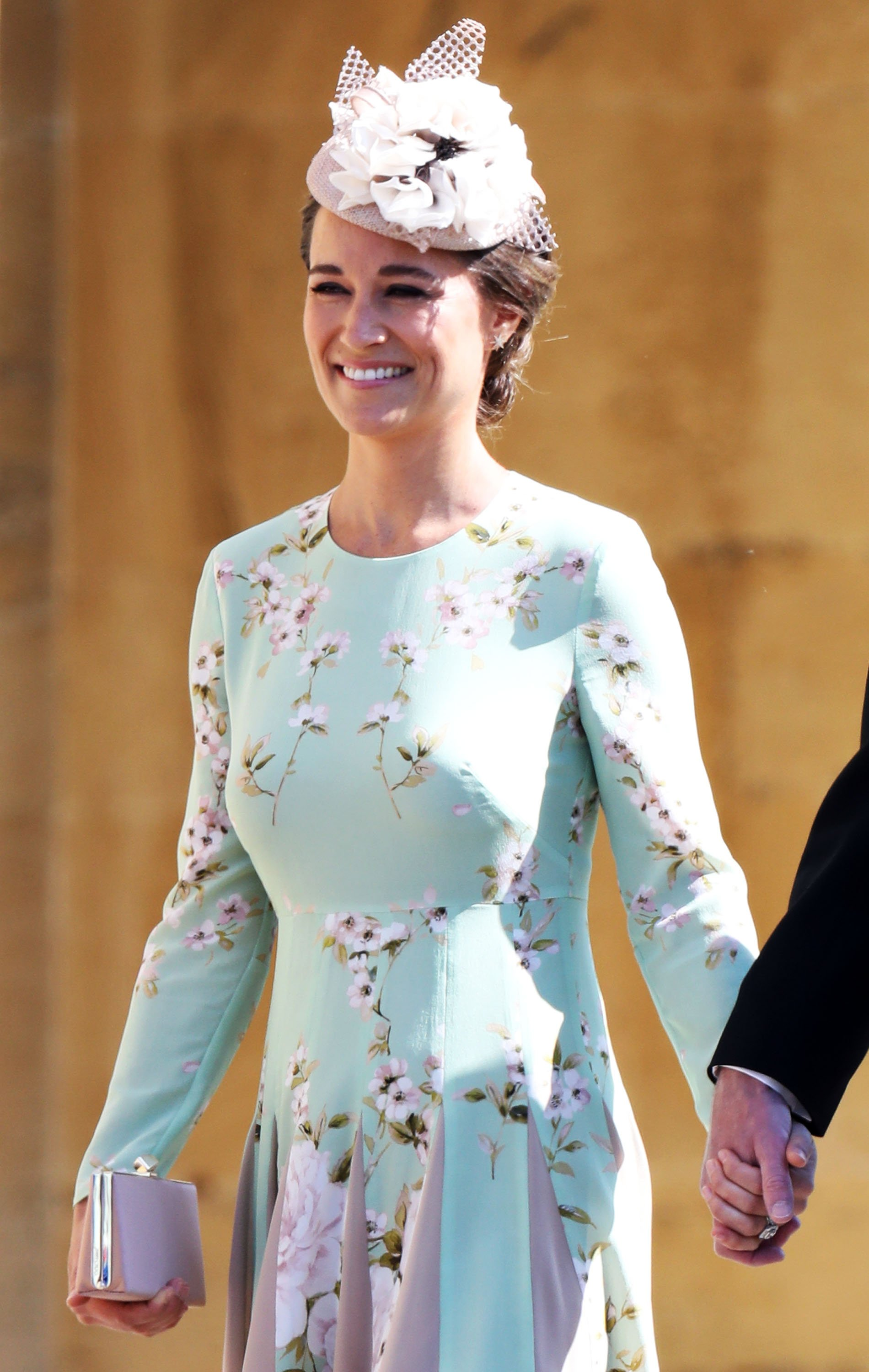 Pippa Middleton during the wedding of Prince Harry to Ms Meghan Markle, May 19, 2018 | Photo : Getty Images