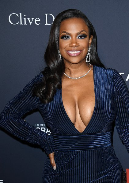 Kandi Burruss at the Pre-GRAMMY Gala | Photo:Getty Images