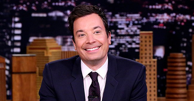 Jimmy Fallon's Daughter Frances Cutely Crashes His At-Home 'Tonight Show' Amid Self-Isolation