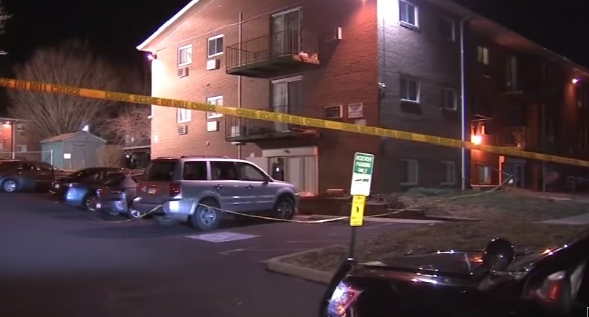 Apartment building where the Decrees live in Morrisville, Philadelphia | Photo: YouTube/6abc Action News