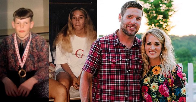 Carrie Underwood Shares Childhood Photos of Her and Husband Mike Fisher on Their 10th Anniversary