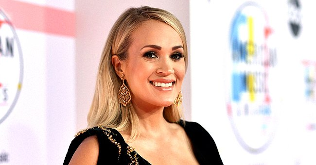 Carrie Underwood Talks about Her Weight Loss Journey and Eating 800 Calories Daily at One Point