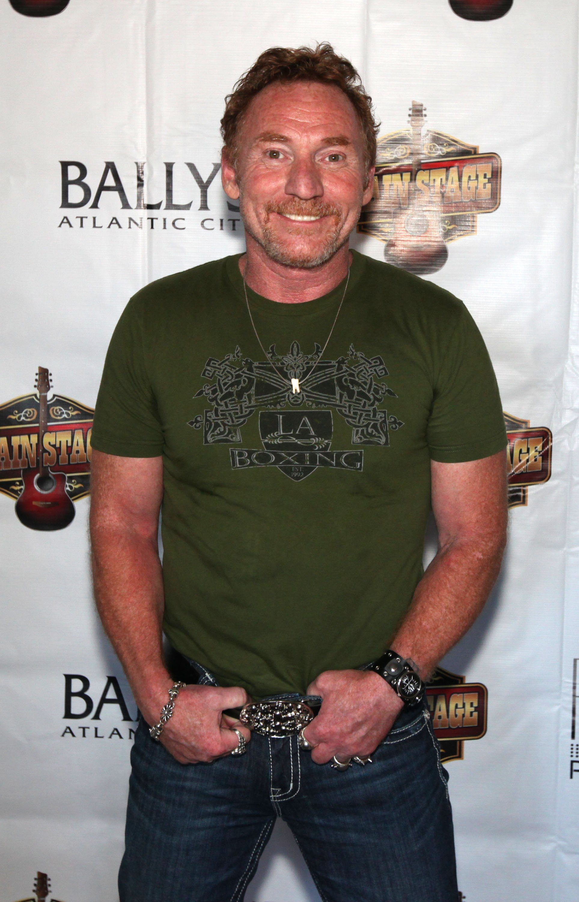 Danny Bonaduce attend the Battle of the Room Trashing Bands at Bally's Atlantic City on June 25, 2010 in Atlantic City | Photo: Getty Images