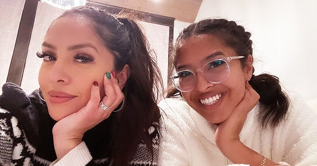 Vanessa Bryant Leaves Fans in Awe Posing with Her Adorable Daughter Natalia — See Reactions