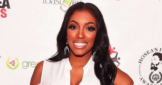 Porsha Williams and Her Sister Lauren Look like Twins in a New Photo