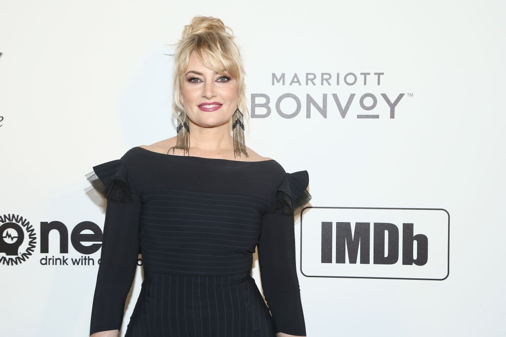 Madchen Amick attends IMDb LIVE at the Elton John AIDS Foundation Academy Awards Viewing Party on February 24, 2019 | Photo: GettyImages