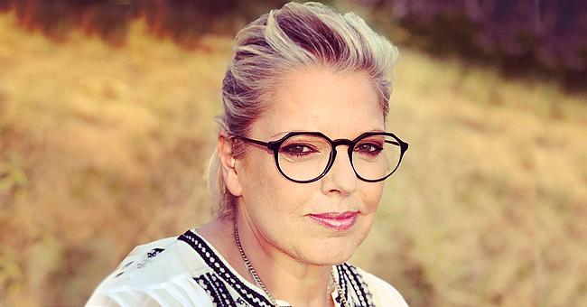 Laurence Boccolini partage une photo d'elle sans maquillage