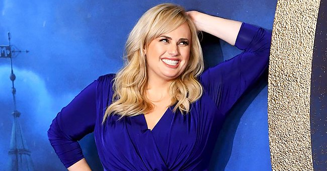Rebel Wilson Shows off Her Slim Waist Boxing in a Tight Top & Leggings After 60 Lbs Weight Loss