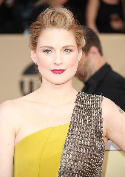 Alexandra Breckenridge at The Shrine Auditorium on January 21, 2018 in Los Angeles, California.| Photo: Getty Images