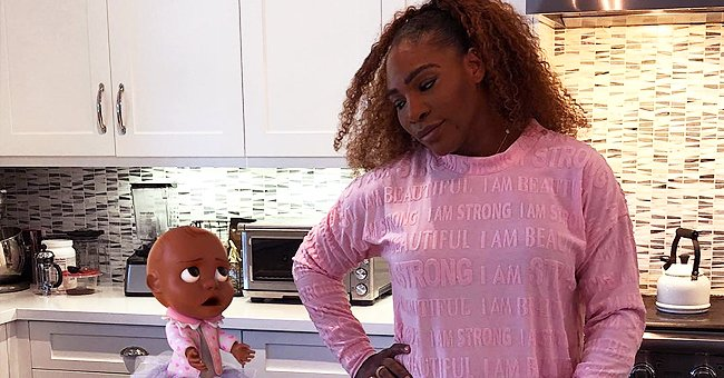 Serena Williams' Daughter Olympia Has a Famous Doll – Meet Qai Qai and See Her Many Adventures