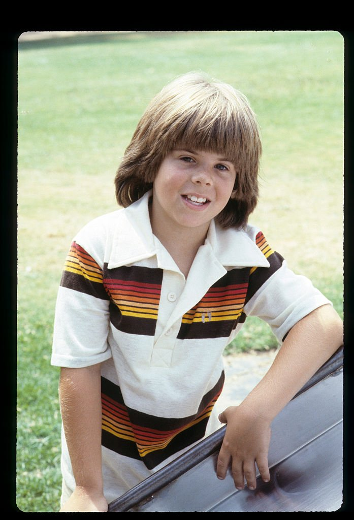 """A young Adam Rich on an episode of """"Eight is Enough"""" on September 26, 1979. 