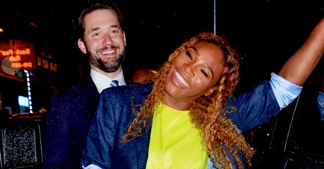 Here's What Serena Williams' Daughter Olympia Asked Her and Husband Alexis to Do before Dinner