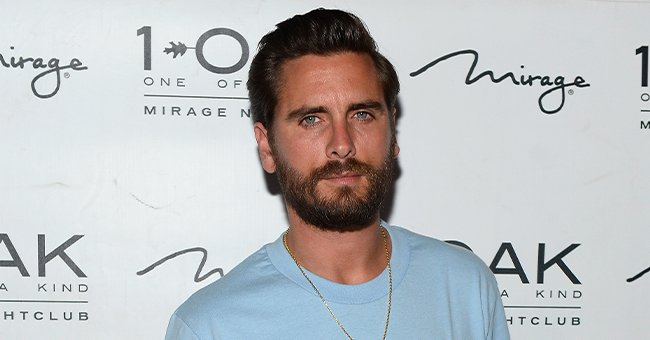 Scott Disick hosts a night out at 1 OAK Nightclub at The Mirage Hotel & Casino on July 23, 2017, in Las Vegas, Nevada   Photo:Bryan Steffy/WireImage/Getty Images