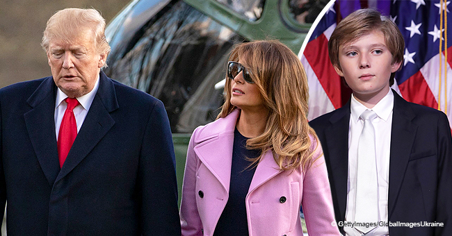 Donald Trump's Children to Reportedly Join Him and Melania in a Three-Day State Visit to the Queen