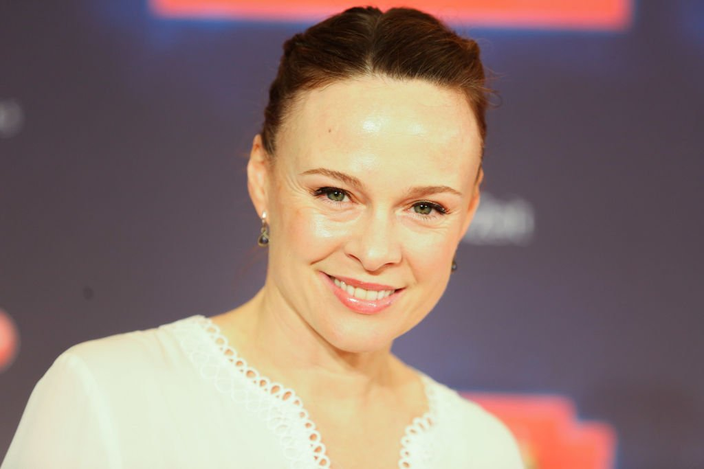 Tami Stronach. I Image: Getty Images.