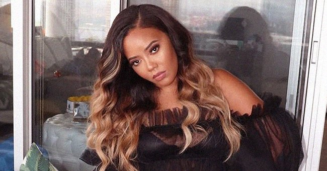 Angela Simmons' New Tattoo Has a Pretty Special Meaning —Find Out What It's About