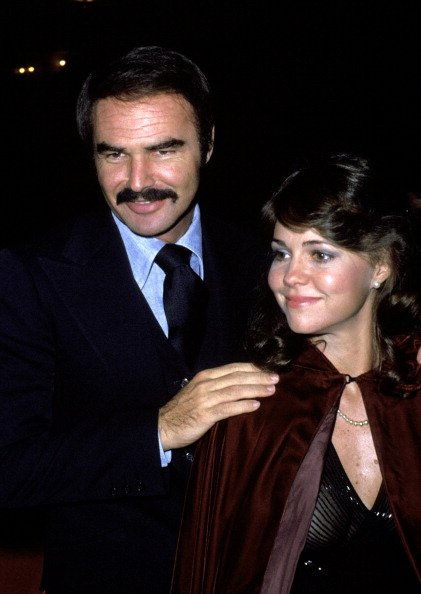 Sally Field and Burt Reynolds at Tower Suite in New York City | Photo: Getty Images