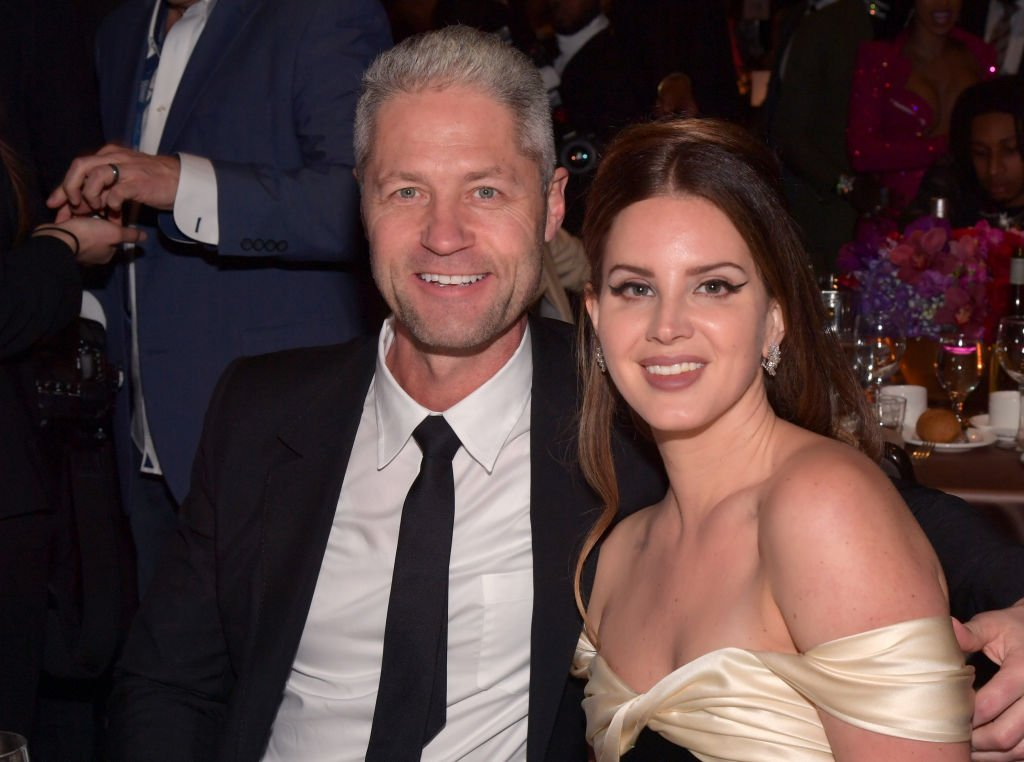 """Sean 'Sticks' Larkin and Lana Del Rey attend the Pre-GRAMMY Gala and GRAMMY Salute to Industry Icons Honoring Sean """"Diddy"""" Combs on January 25, 2020 