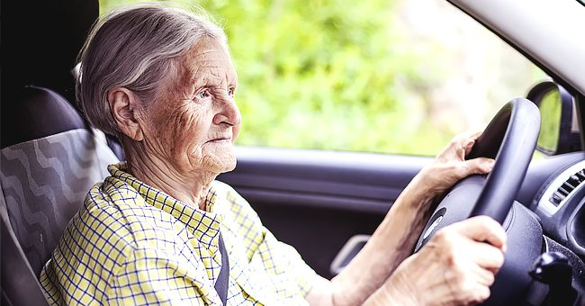 Daily Joke: Policeman Pulls over a Car Full of Old Women