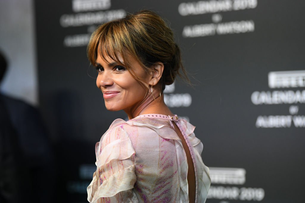 Halle Berry pictured at the 2019 Pirelli Calendar launch gala at HangarBicocca on December 5, 2018 in Milan, Italy. | Source: Getty Images