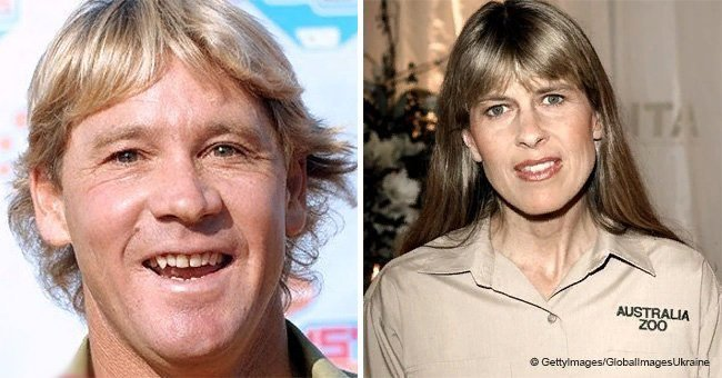 Late Steve Irwin Wanted to Have More Kids According to His Widow Terry