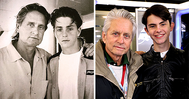 Michael Douglas' Eldest Son Cameron Thanks Younger Brother Dylan for His Love & Support after Release of His Memoir