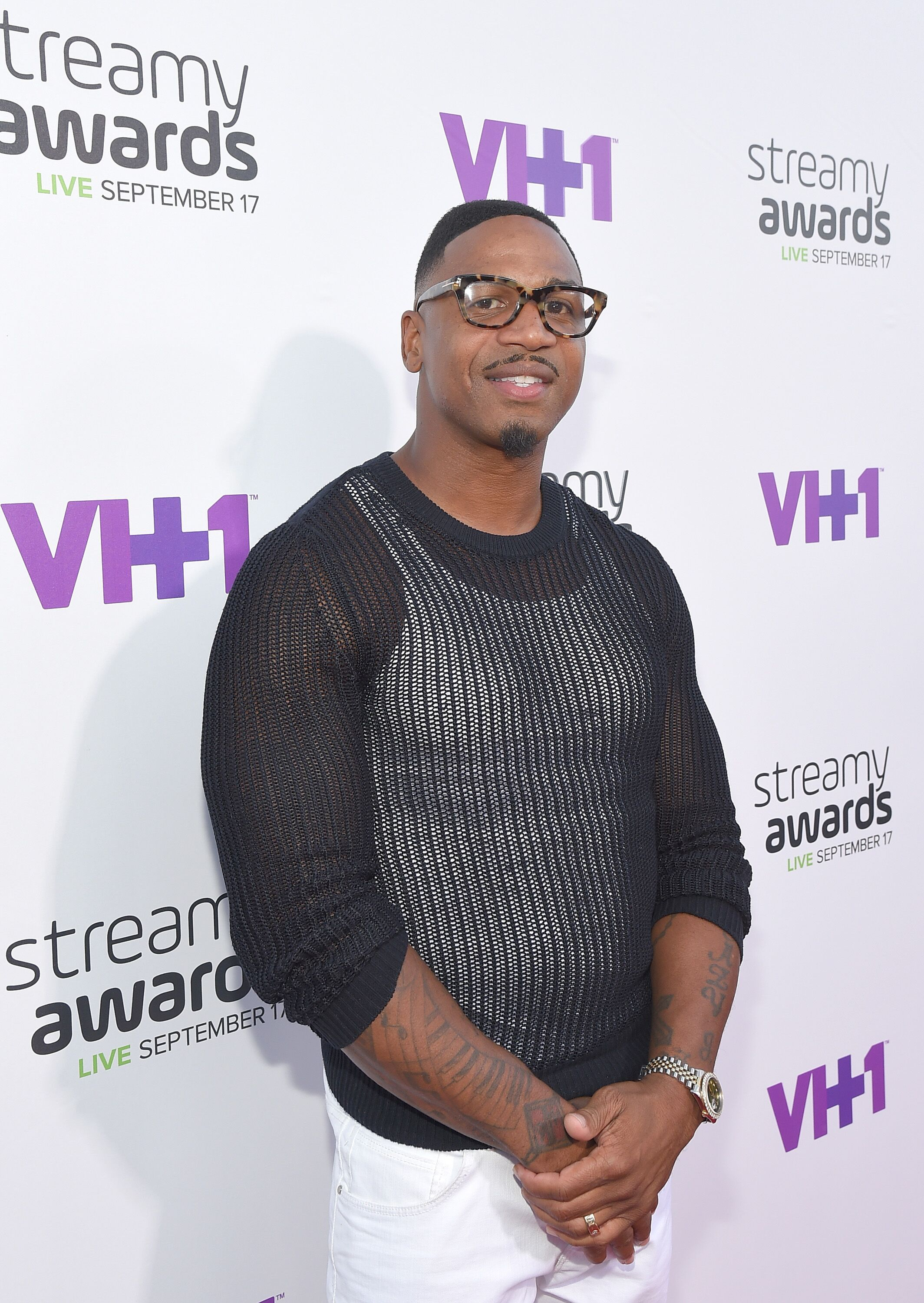 Stevie J attends the VH1 Streamy Awards | Source: Getty Images/GlobalImagesUkraine