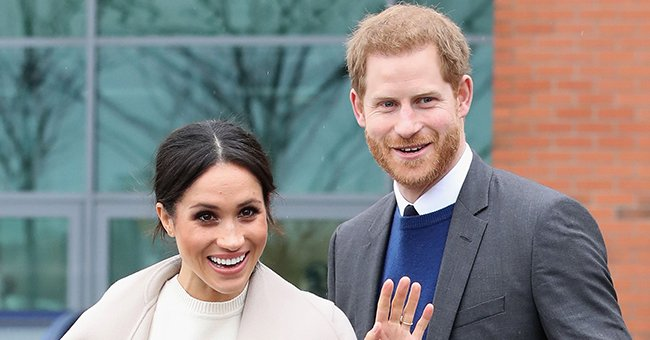 Us Weekly: Prince Harry & Meghan Markle Are Finally Feeling Free after Giving up Royal Duties