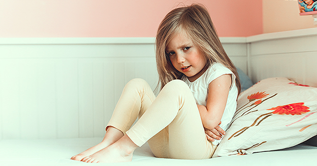 Daily Joke: Little Girl Complained to Her Mother That She Had a Terrible Stomachache