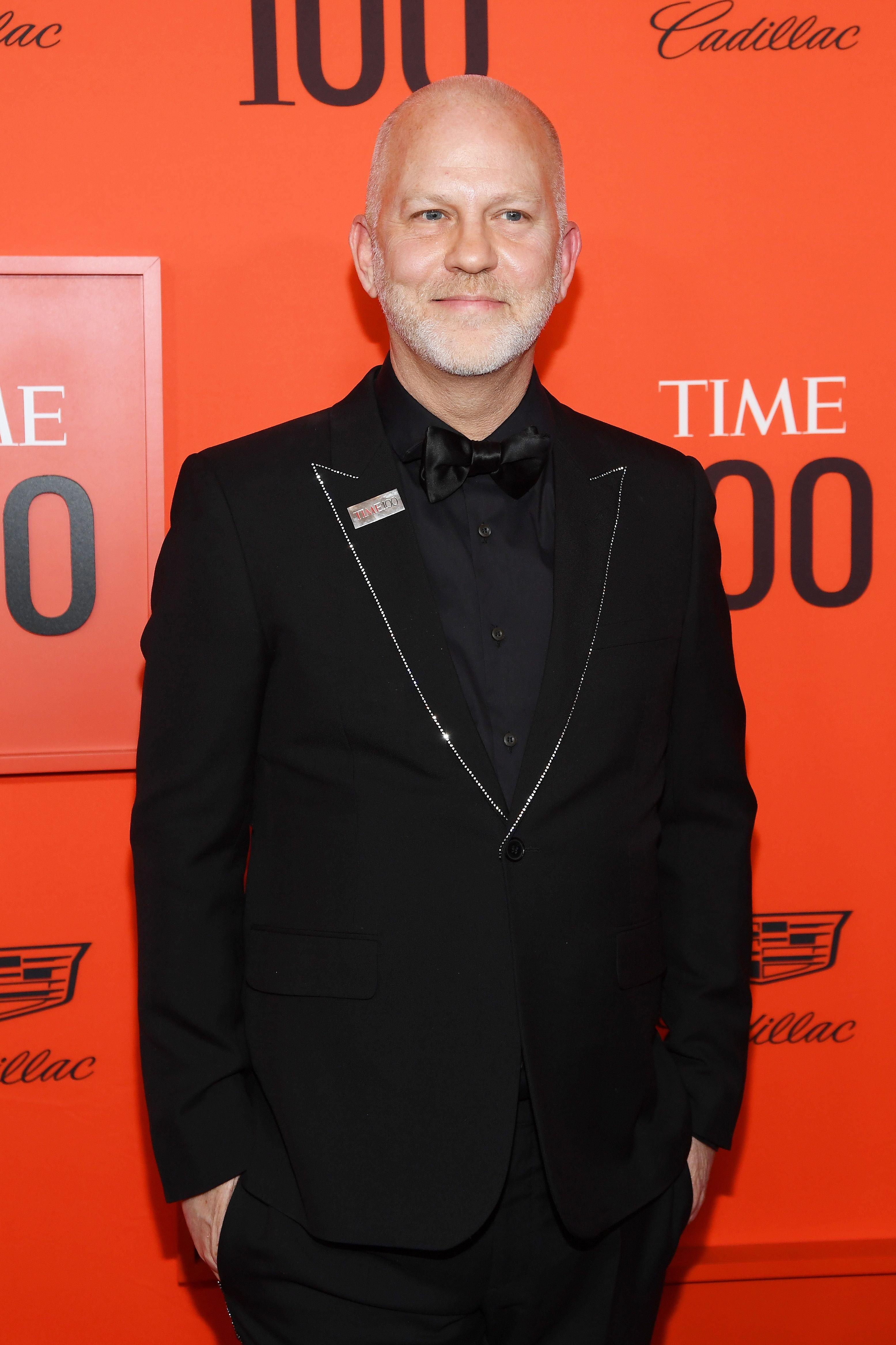 Ryan Murphy at the TIME 100 Gala Red Carpet at Jazz at Lincoln Center on April 23, 2019 in New York City | Photo: Getty Images
