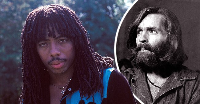 Picture of Rick James and Charles Manson | Photo: Getty Images