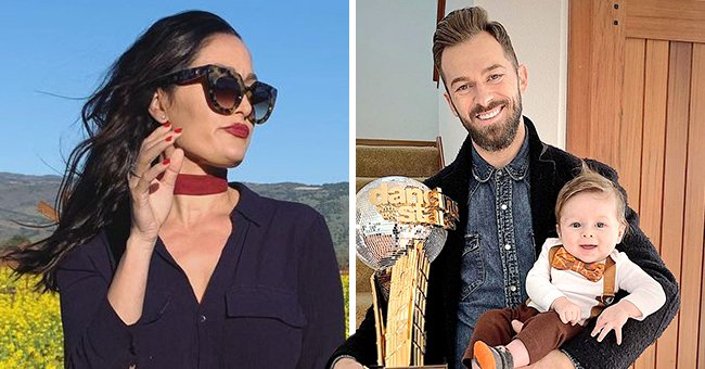 Nikki Bella Defends Traveling Without Artem Chigvintsev and Their Baby – Here's What She Had to Say