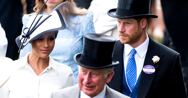 People: Prince Charles Took Meghan & Harry's Racism Claims the Most Seriously among All Royals