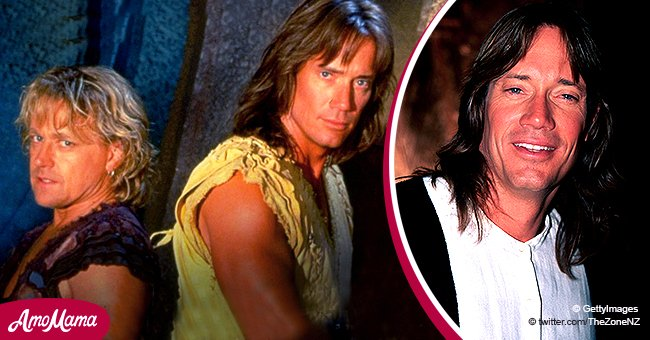 Kevin Sorbo and Rest of Cast from 'Hercules: The Legendary Journeys' 25 Years after the Series First Aired