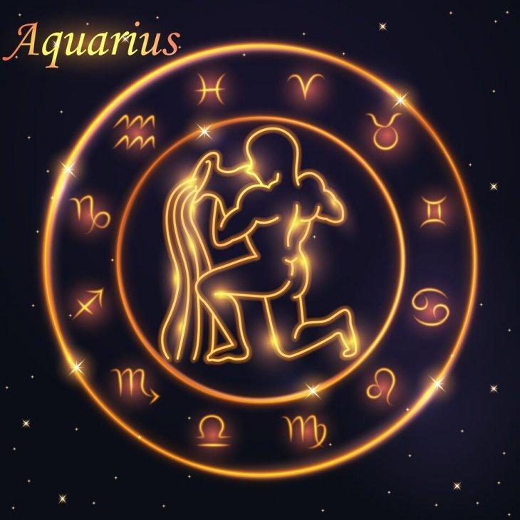 Signo de Acuario / Imagen tomada de: Shutterstock