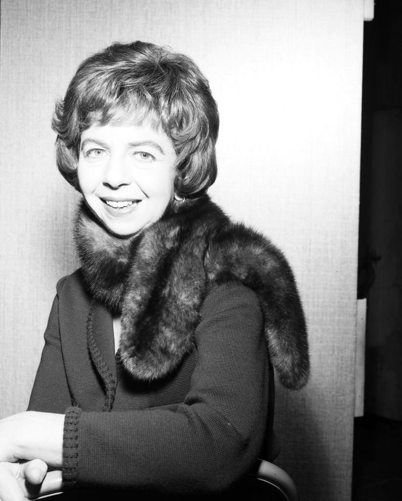"""Alice Pearce on """"Pleasure O'Reilly"""" on March 18, 1965 