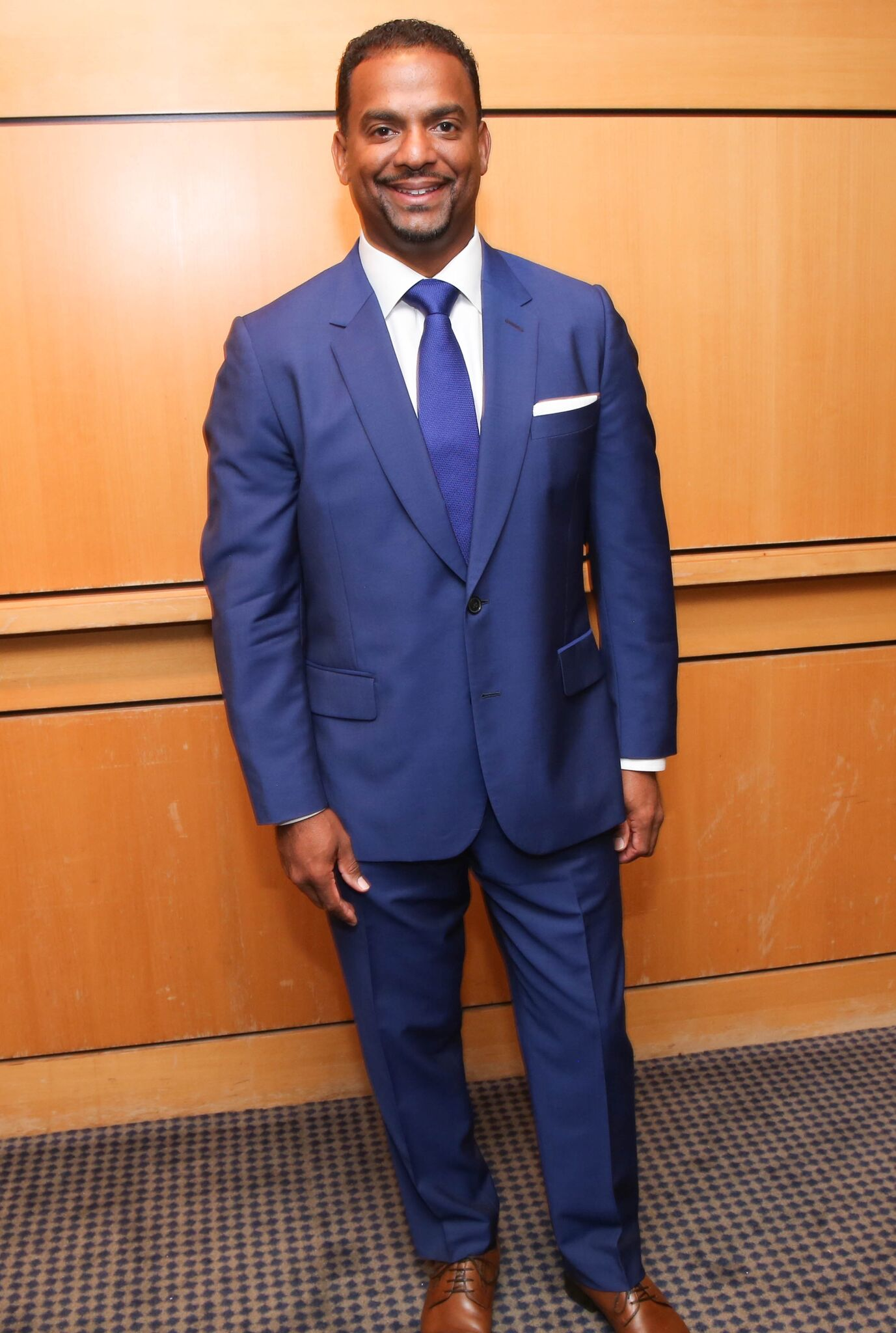 Alfonso Ribeiro attends The 35th Annual Caucus Awards Dinner at Skirball Cultural Center | Getty Images / Global Images Ukraine