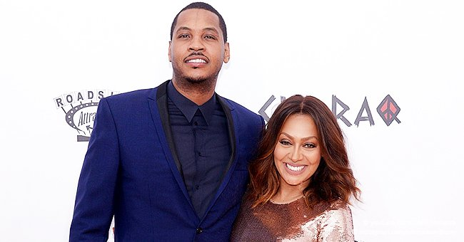 Inside Carmelo Anthony and Wife La La's Relationship Spanning Almost Two Decades
