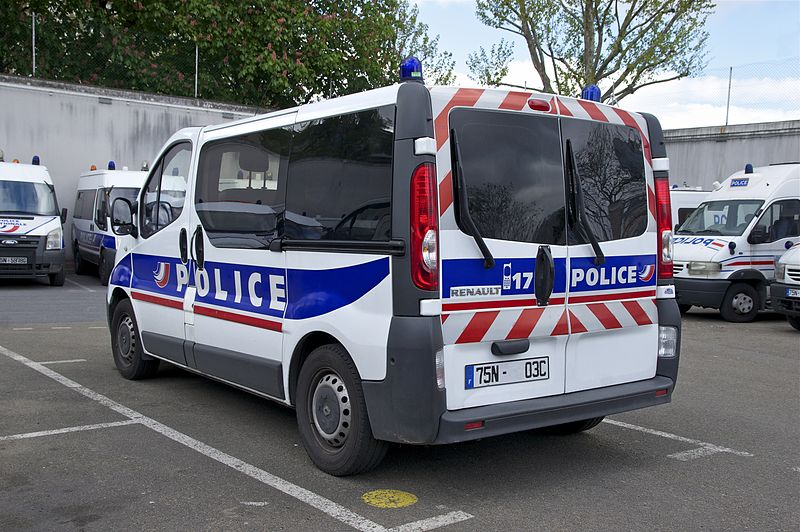 Voiture de Police Renault | Wikimedia Commons