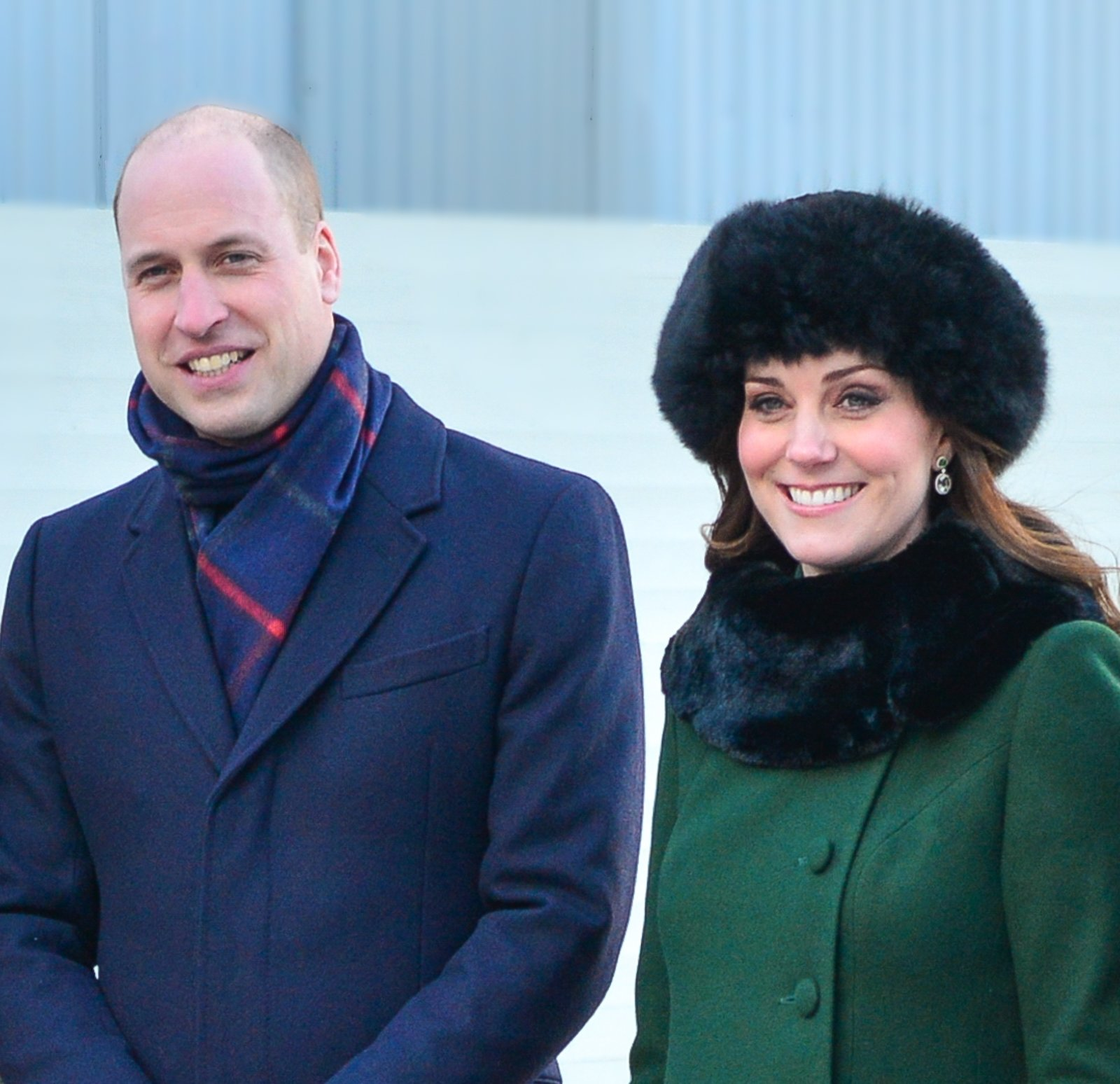 Prince William, Duke of Cambridge and Catherine, Duchess of Cambridge on official visit to Stockholm in Sweden in January 2018 | Source: Frankie Fouganthin / Wikimedia Commons