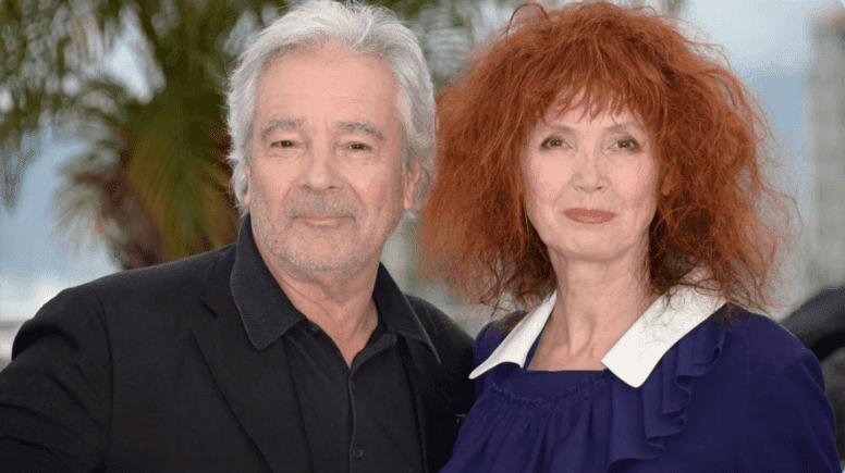 Pierre Arditi et Sabine Azéma | Photo: Youtube/Thé ou café
