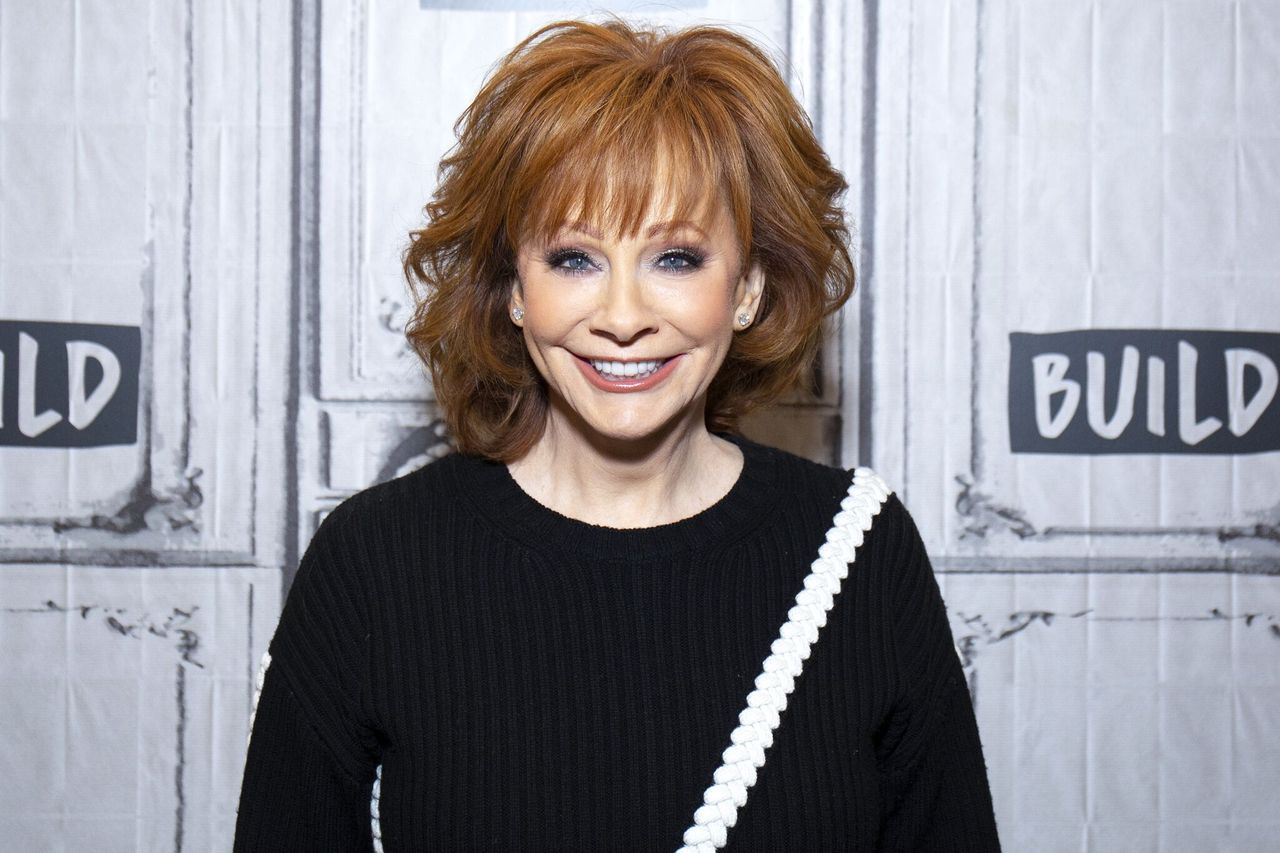 Reba McEntire visits Build Studio on February 20, 2019 in New York City | Photo: Getty Images